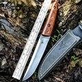 Voltron Открытый нож для выживания  Походный нож  охотничий нож