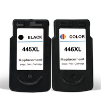 vilaxh PG 445 CL 446 compatible Ink Cartridge For Canon PG445 CL446 Pixma MG2440 IP2840 MX494 MG2540 MG2940