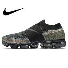quality design c6fff 197f1 Original authentique Nike Air VaporMax Moc arc-en-ciel coussin hommes  chaussures de course