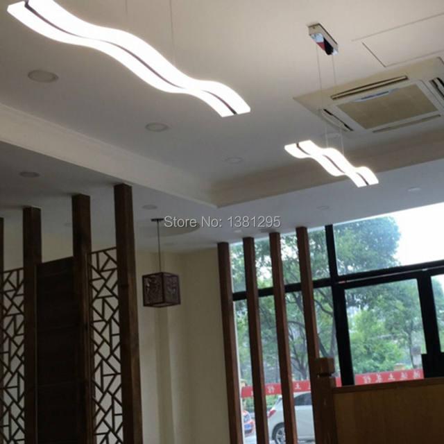 Online Shop Moderne LED Hanglamp Opknoping Plafondlamp eetkamer Bar ...