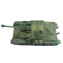 4D Model Building Kits Assembly Sturmgeschutz Iv Tank for As