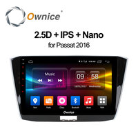 Ownice C500 Android 6 0 Octa Eight Core Car DVD Navigation For Volkswagen Passat 2016 2GB