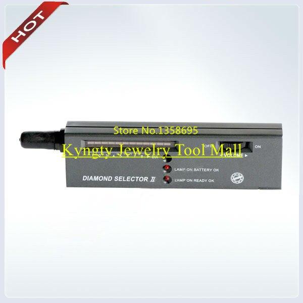 FREE SHIPPING Jewelry tools Diamond tester II diamond detector Jewelry Making tools Diamond tester pen