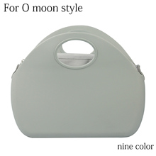 2019 New O bag moon Bag with waterproof inner pocket for Women Bag Fashion Handbag O moon classic 2019 tanqu new o bag moon body with waterproof inner pocket long chain handle for women bag o moon classic obag