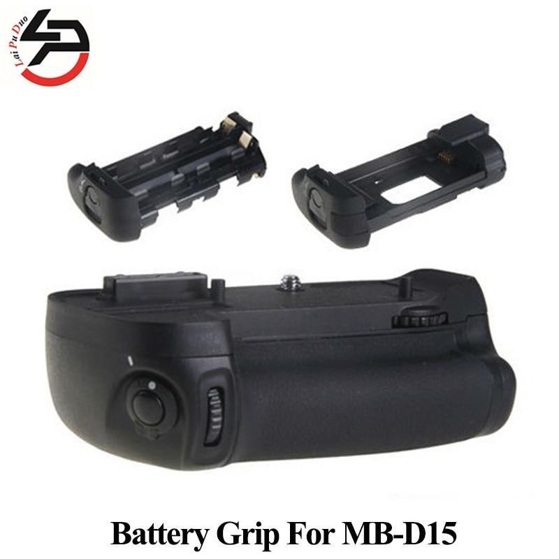 Support de batterie professionnel pour appareil photo reflex numérique NIKON D7100/D7200 comme MB-D15