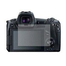מזג זכוכית מגן משמר כיסוי עבור Canon EOS R EOSR מצלמה LCD תצוגת מסך מגן סרט משמר הגנה