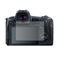 Temperli cam koruyucu güvenlik kapak Canon EOS R EOSR kamera LCD ekran ekran koruyucu Film koruma