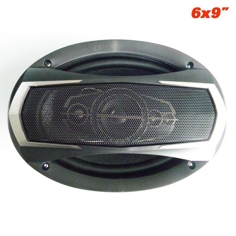Great Speaker 6 x 9 1200 Watts Powerful Tweeter Haut Parleur Voiture Car Speaker Louder Coaxial Styling Hifi Loud Speakers