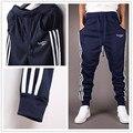 Hot sale Cotton Mens Casual Jogger Dance Trousers Baggy Harem Pant Slacks Sweat Pants New