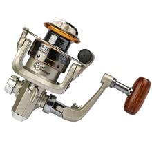 Cheap!!! Fishing Reel SG Wheel 6BB Fishing Tackle