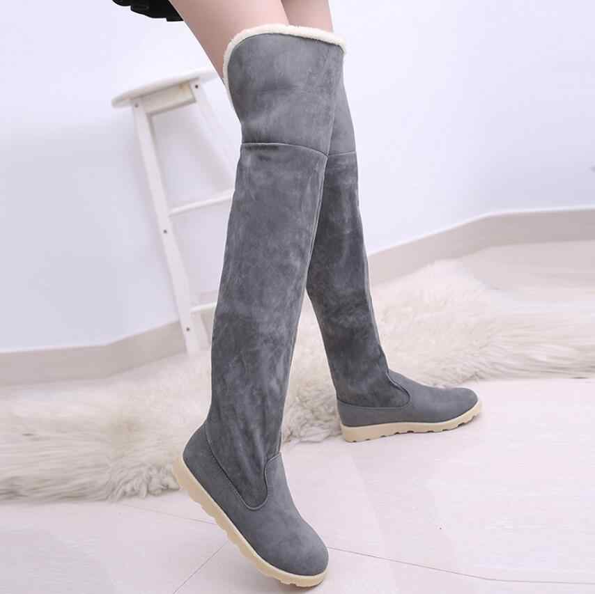 b2d425a69a3 Detail Feedback Questions about 2018 New Winter Models Snow Boots ...