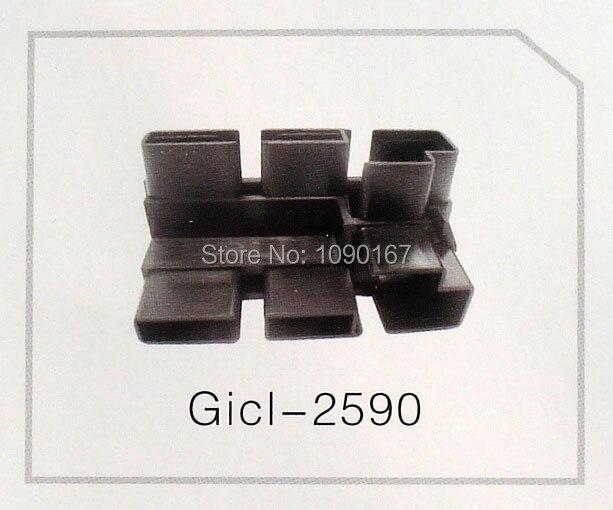 2590F Plastic Corner P3/P4/P5/P6/P10/P16 LED Display Frame Accessories