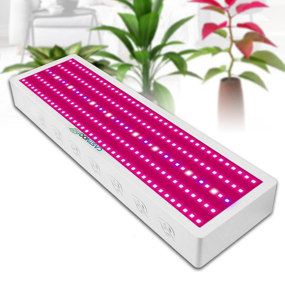 200 LED Full Spectrum LED Grow Light Bar Plant Growing Lamps For Indoor Garden Plants Flower Hydroponics Grow Tent Box