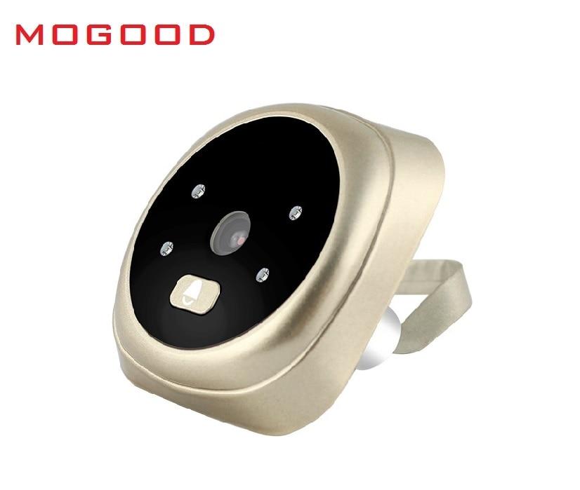 MoGood Intelligent doorbell camera visual doorbell '' cat eye type 3 screen with 8G TF memory card mogood intelligent doorbell camera visual doorbell cat eye type 3 screen with 8g tf memory card