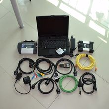 for BMW ICOM NEXT A+B+C Diagnostic & Programmer for MB Star C4 2in1 Diagnostic Tool with 1 tb SSD in CF-52 Laptop Run Fast