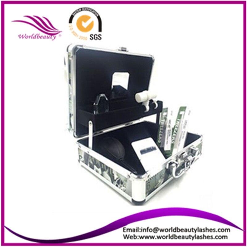 False Eye Lash Eyelash Extension Full Kit Tools Cover  Dust-Proof  Waterproof  High capacity