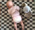 Amor do bebê calcinhas 2015 apressado unisex crianças underwear bebê recém-nascido crianças bonito moda suave 100% fralda de algodão shorts frete grátis
