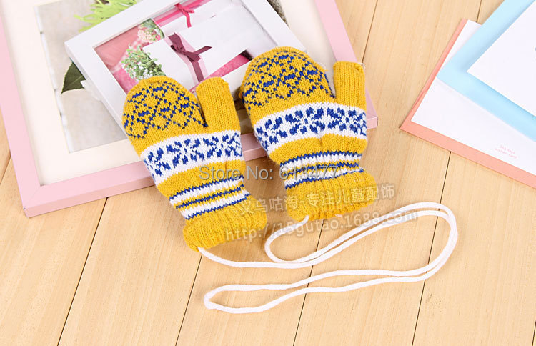 Over 2pcs 30%off Autumn Winter Outdoor Warm Women Lady Knitted Mitton Protective Full / Half Finger Gloves 2pair=4pcs GW51