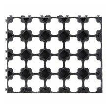 Etmakit 20/30/40/50 Pcs 4x5 Zelle 18650 Batterien Spacer Halter Strahlt Shell Kunststoff Halterung NK Shopping