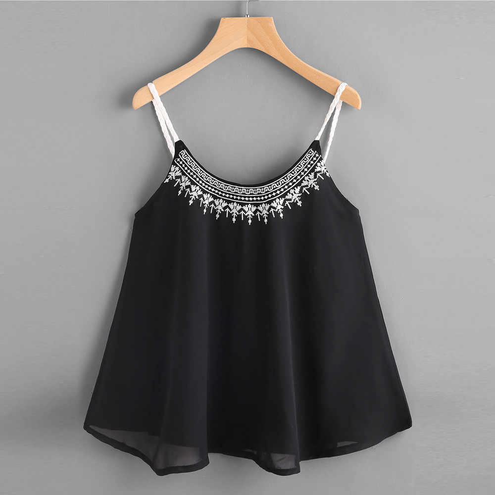 Women Casual Sleeveless Crop Top Vest  Round neck Sling Short paragraph Tank Shirt  Cami Top roupas femininas