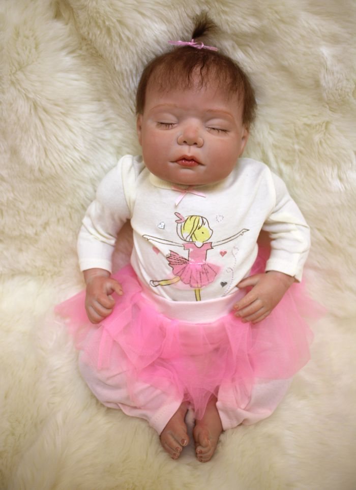 50cm Real Touch Silicone Reborn Baby Doll Toy Lifelike Exquisite Soft Newborn Babies Doll Birthday Gift Play House Bedtime Toy50cm Real Touch Silicone Reborn Baby Doll Toy Lifelike Exquisite Soft Newborn Babies Doll Birthday Gift Play House Bedtime Toy