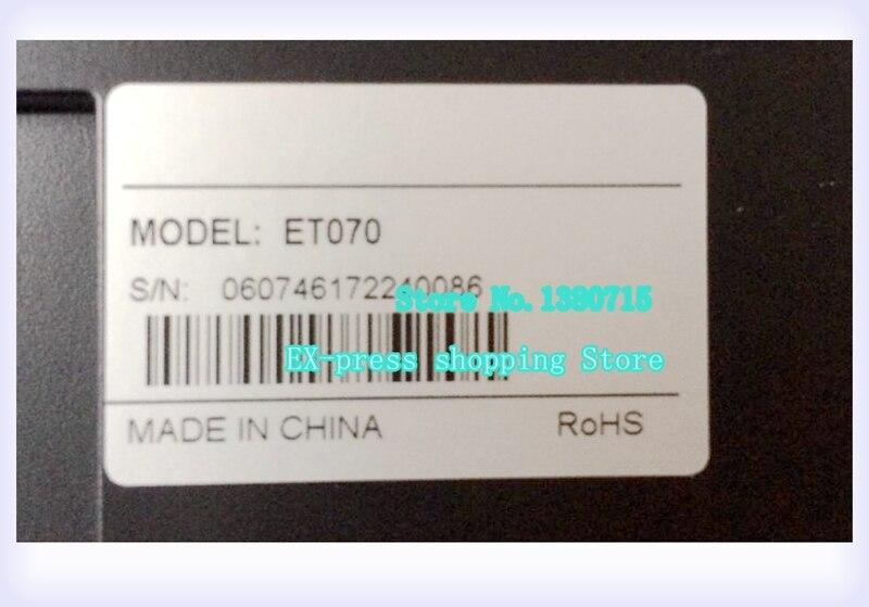 KINCO Фирменная Новинка 7 HMI ET070 сенсорный экран оператора Панель заменить MT4414T TK6070