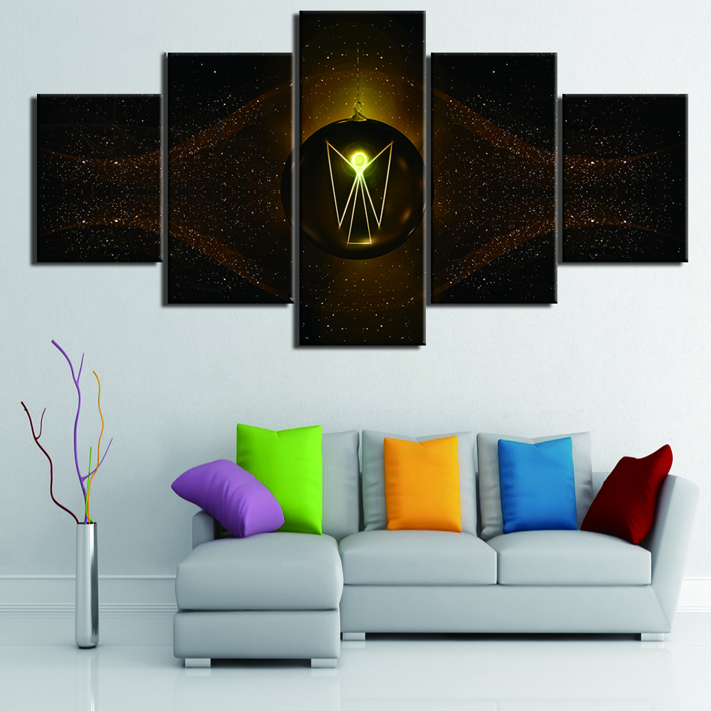 online get cheap christian framed art aliexpresscom  alibaba group - modern canvas pictures hd printed wall modular  panel angel wings artchristian angel frame living
