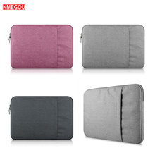Draagbare Laptop Tablet Sleeve Zakken voor Apple Ipad 12.9 9.7 10.5 inch 2017 2018 Macbook Air Pro Beschermhoes Cover accessoires(China)