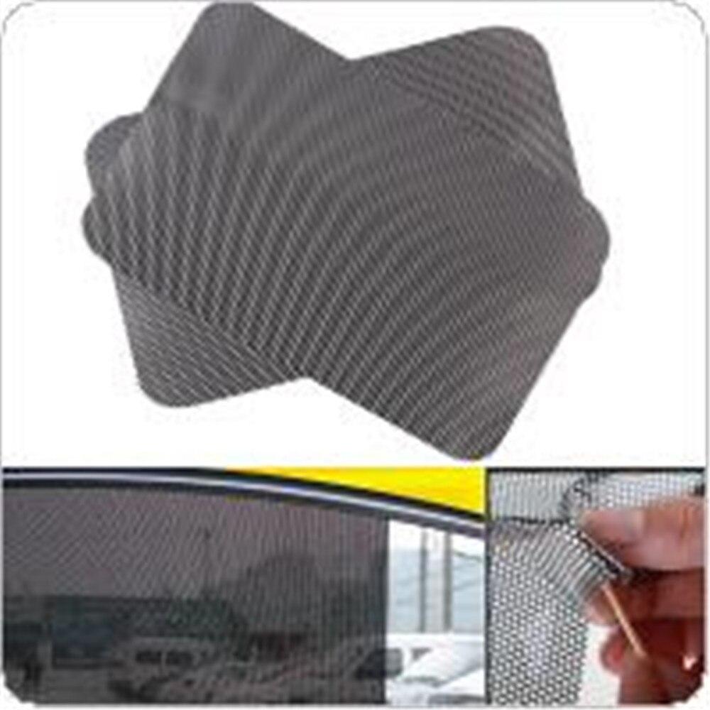 63cm x 42cm 2pcs per set pvc car auto accessories curtain for Pvc car