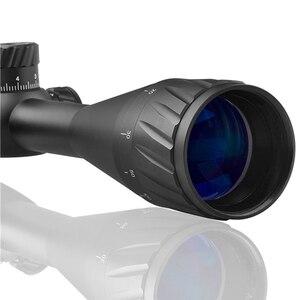 Image 5 - Ddartsgo VT 1 6 24x44aoe tiro caça ao ar livre riflescope rifle escopo vermelho verde iluminado crosshair retículo mira rifle
