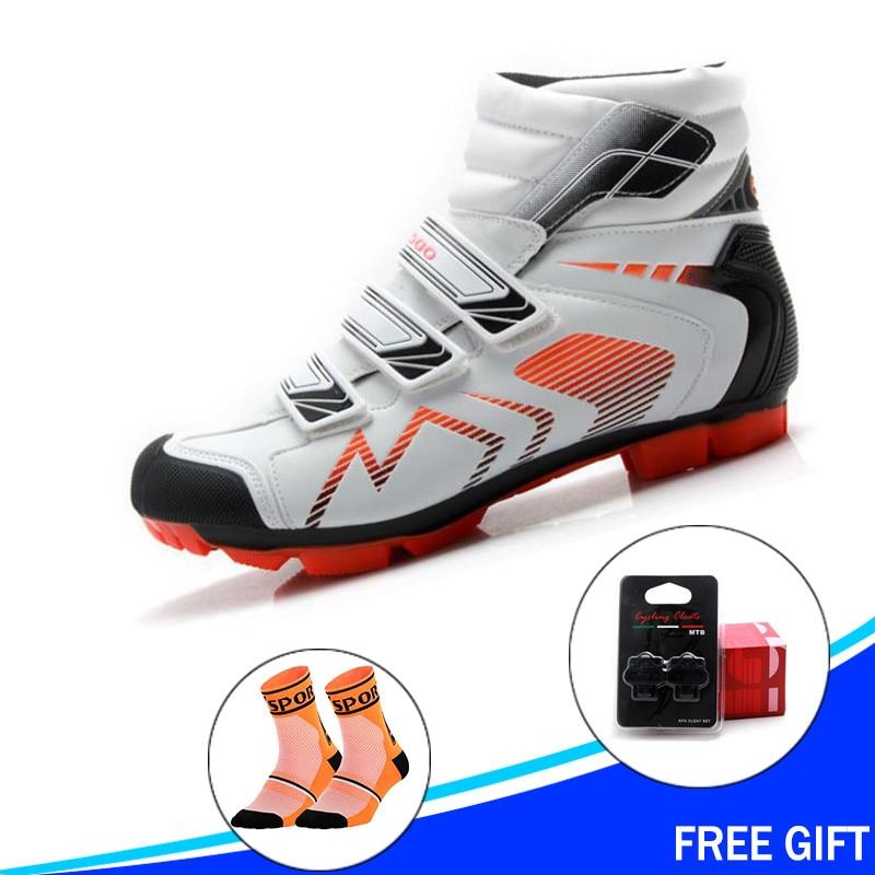 Ciclismo Zapatos Tiebao Invierno Férula Comprar Mtb Sapatilha 5jL4RA