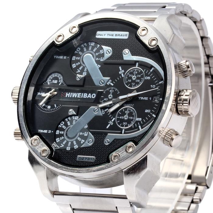 fashion Mens Watches Sports Watch Quartz Watch Dress Reloj Militar Wrist Watches