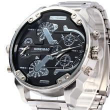 Moda Para Hombre Relojes Reloj Deportivo Reloj de Cuarzo Vestido Reloj Militar Relojes de Pulsera