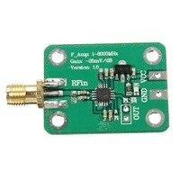 1PC 1 8000MHz AD8318 RF Logarithmic Detector 70dB RSSI Measurement Power Meter Module Hot Sale Lowest