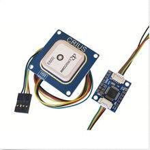 Crius I2C-GPS NAV Module & U-blox NÉO-6 V3.1 GPS Récepteur pour MWC MultiWii SE/Lite Contrôleur de Vol