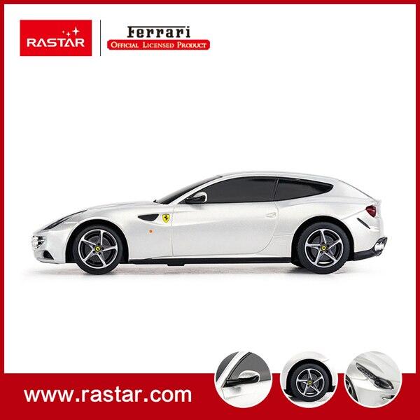 Rastar licensed 1:24 Ferrari FF 2016 made in China car toys newest Popular Toy Car RC Remote Control Car Toy 46700