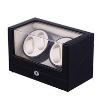 Watch Winder ,LT Wooden Automatic Rotation Watch Winder Storage Case Display Box Discounted links