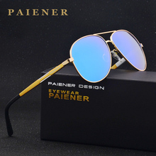2017 New Hot brand designer Aluminum Magnesium Polarized Sun Glasses Driving Sport Male Fashion Oculos men's women sunglasses