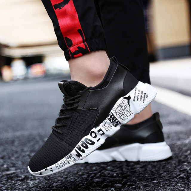 761f00c94 Fast delivery Women casual shoes fashion breathable Walking mesh lace up  flat shoes sneakers women 2018