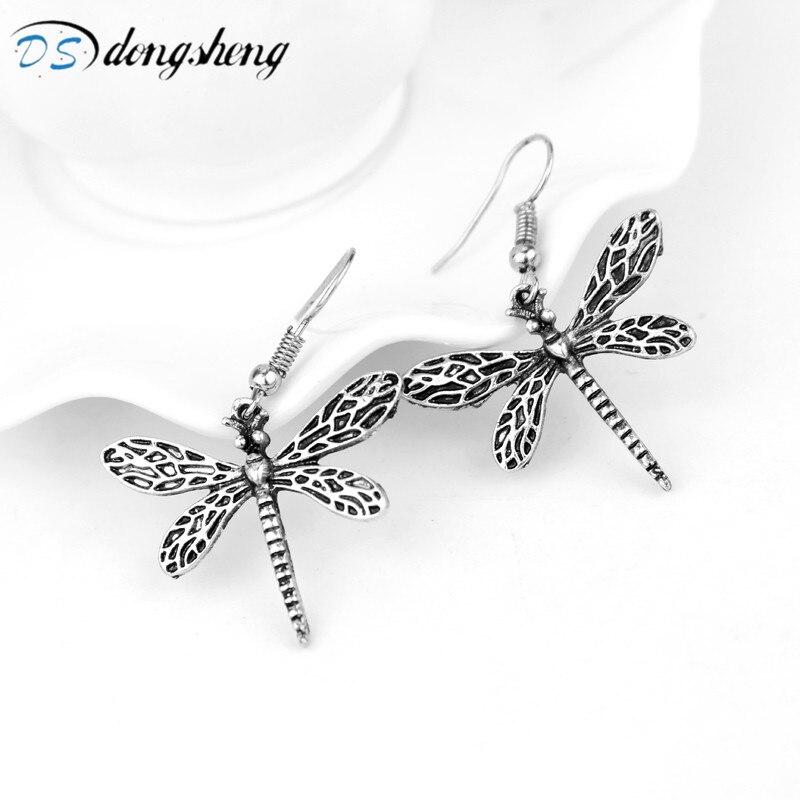 Dongsheng Game Of Thrones Jewelry Shakespeare Stark Sansa Stark Retro Dragonfly Pendants Earrings Alloy For Women Accessories Pendant Earrings Game Of Thrones Earringsearrings For Aliexpress