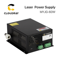 60W CO2 Laser Power Supply For CO2 Laser Engraving Cutting Machine MYJG 60W