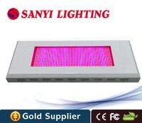 Planta alta potencia led crece la luz 1500 W 8:1 rojo y azul 576x3 W LED lámpara hidropónica para flor|led grow light|grow light|plant led -