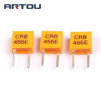 10PCS 455E 455KHz 455K Crystal Oscillator DIP 10pcs sd6861 dip