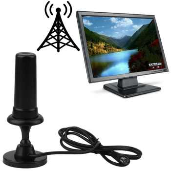 Freeview Aerial TV Antenna Digital Wifi Wireless 36DB 36dbi Antennas Signal Booster Per Auto TW36 for DVB-T DVB T HDTV PC Laptop