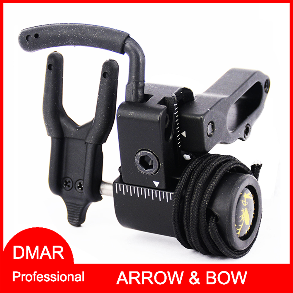 где купить DMAR  Compound Bow Drop Away Fall Away Arrow Rest Shooting Archery  High Quality Hunting Accessories дешево