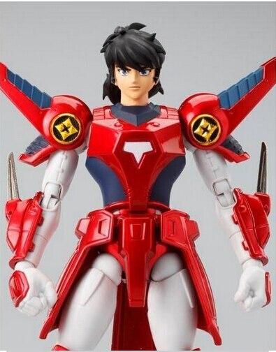 DaTong Armor Plus Yoroiden Samurai Troopers Rekka No Ryou Ryo Sanada Figure