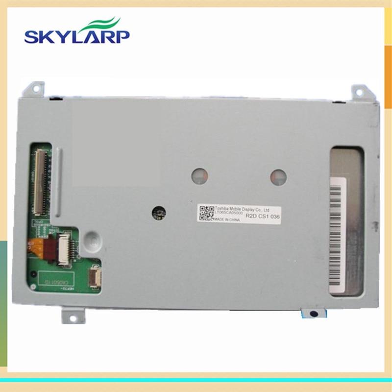 for LT065CA05000 GCX142AKM-T07 GCX142AKM-E GCX142AKM Industry Lcd screen panel Replacement (without touch)