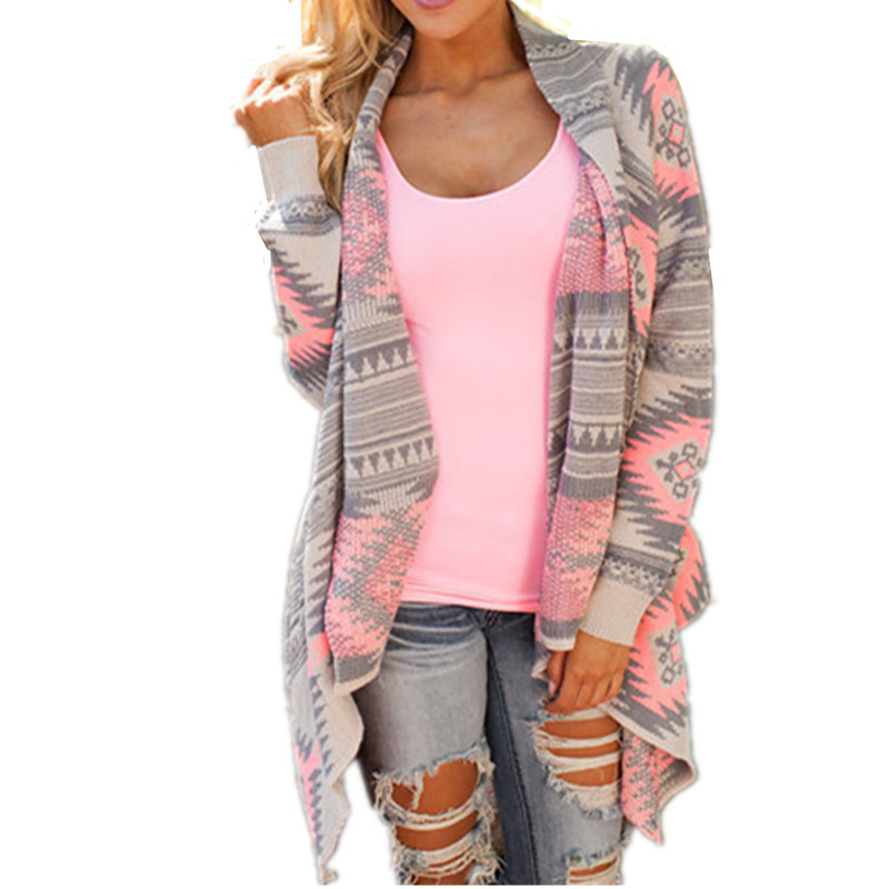 Poncho Fashion Women's Cardigan Shrug Sweaters Sexy Autumn ...