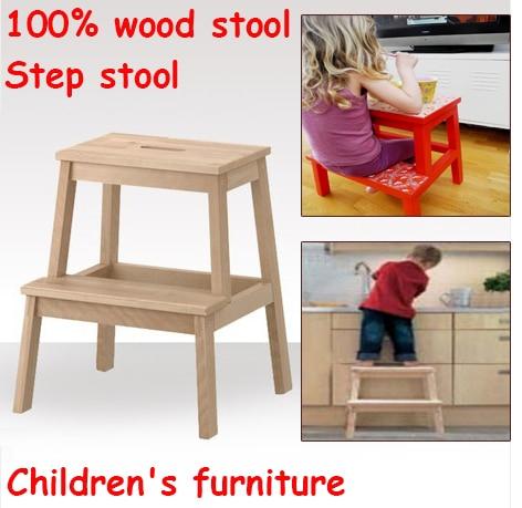 Childrenu0027s Day gifts Children step stoolchild chairs 100% wooden  sc 1 st  AliExpress.com & Online Get Cheap Step Stool Wooden -Aliexpress.com | Alibaba Group islam-shia.org