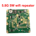 5.8G 5W 5.8GHZ 5W wifi signal wireless amplifier broadband signal extender router stronger PCBA signal booster repeater